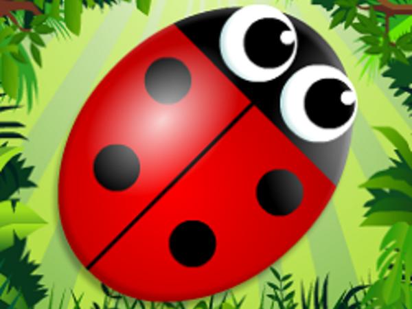 Bild zu Denken-Spiel Bug Match