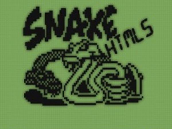 Bild zu Action-Spiel Snake 3310 HTML5