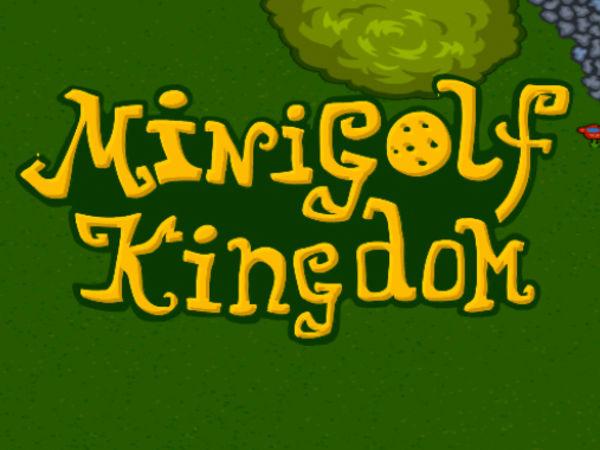 Bild zu Action-Spiel Minigolf Kingdom
