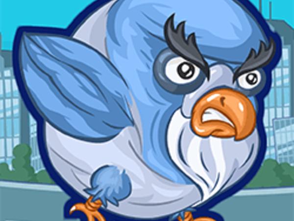 Bild zu Geschick-Spiel Pigeon Bomber