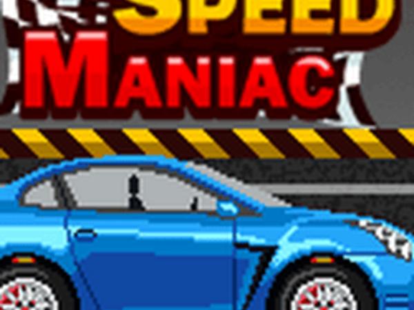 Bild zu Rennen-Spiel Speed Maniac