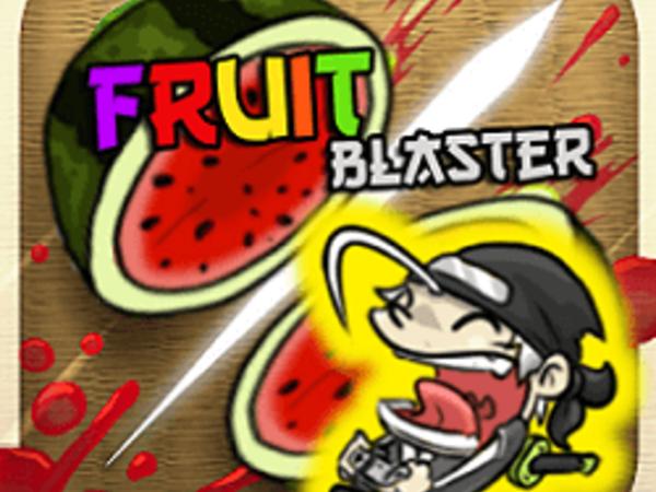 Bild zu Geschick-Spiel Fruit Blaster