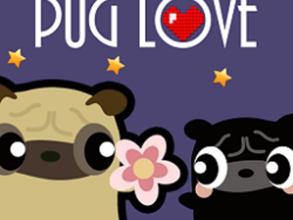 Bild zu Denken-Spiel Pug Love