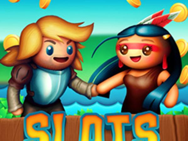 Bild zu Action-Spiel Pocahontas Slots