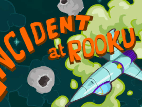 Bild zu Action-Spiel Captain Rogers Incident at Rooku
