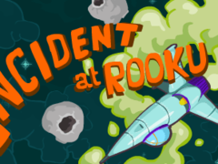 Captain Rogers Incident at Rooku spielen