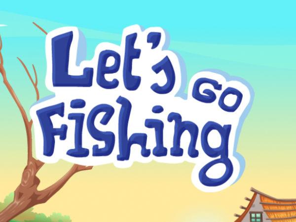 Bild zu Action-Spiel Let's go fishing