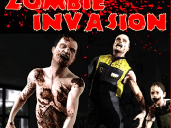 Bild zu Action-Spiel Zombie Invasion