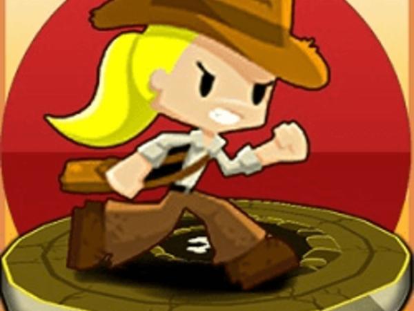 Bild zu Geschick-Spiel Adventures of Indiara