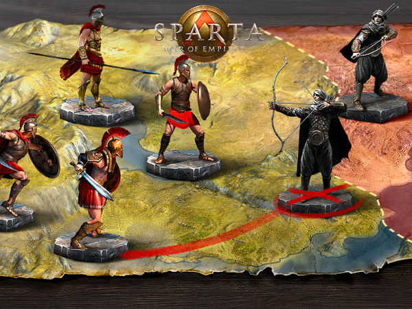 Bild zu Strategie-Spiel Sparta - War of Empires