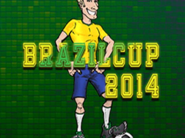 Bild zu Sport-Spiel Brazil Cup 2014