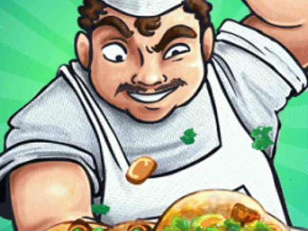 Bild zu Action-Spiel Yummy Taco