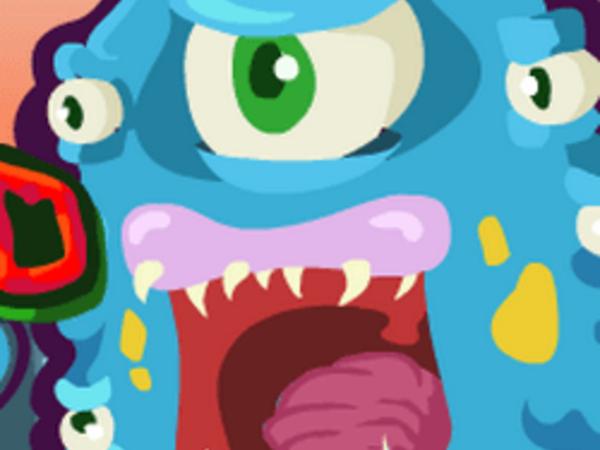 Bild zu Klassiker-Spiel Monsteroid