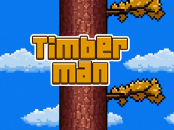 Bild zu Geschick-Spiel TimberMan