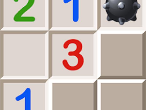 Bild zu Denken-Spiel Battleship Minesweeper