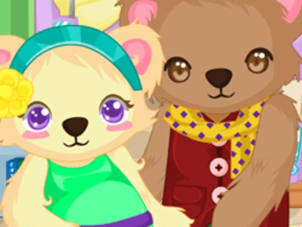 Bild zu Mädchen-Spiel Baby Bear