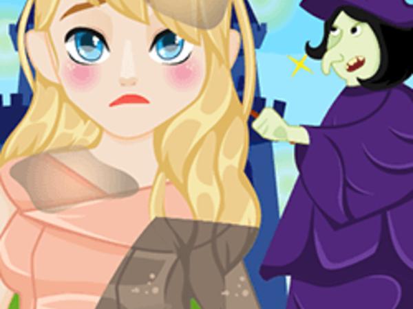 Bild zu HTML5-Spiel Princess Curse
