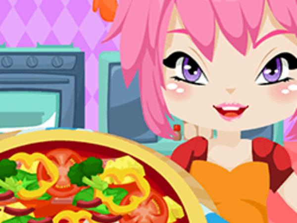 Bild zu Mädchen-Spiel The Best Pizza