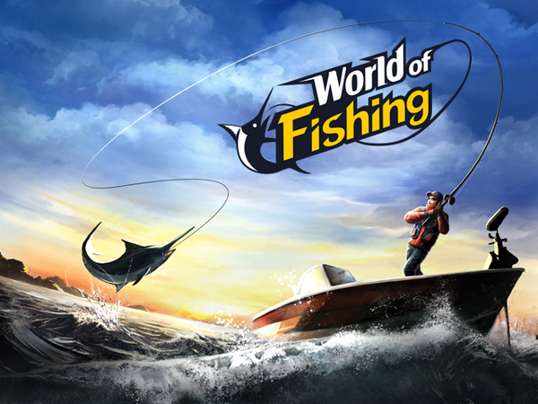 Bild zu Alle-Spiel World of Fishing