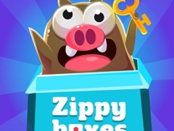 Bild zu Denken-Spiel Zippy Boxes
