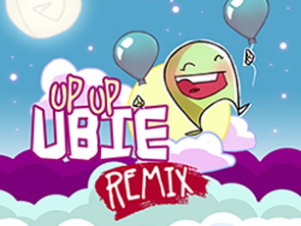 Bild zu Action-Spiel UpUp Ubie Remix