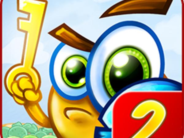 Bild zu Geschick-Spiel Key & Shield 2