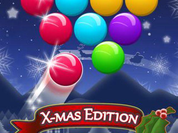 Bild zu Geschick-Spiel Smarty Bubbles X-MAS Edition