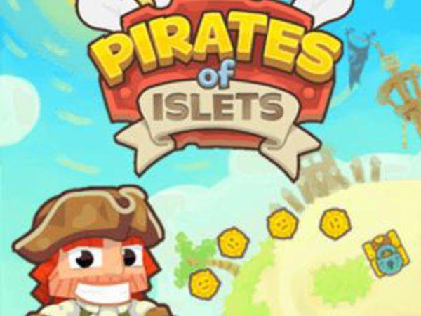 Bild zu Action-Spiel Pirates Of Islets