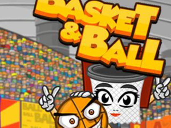 Bild zu Sport-Spiel Basket & Ball