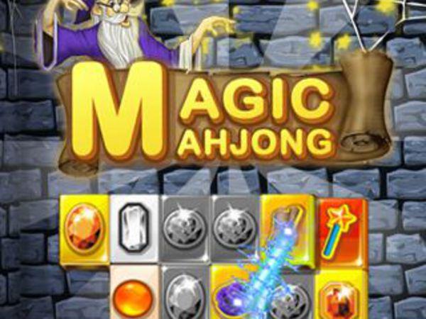 Bild zu Karten & Brett-Spiel Magic Mahjong