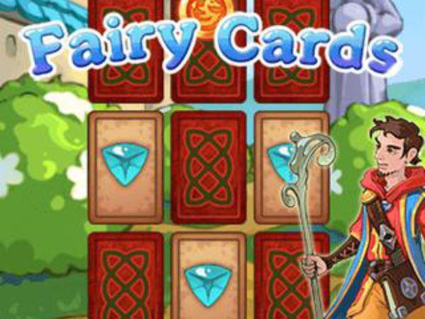 Bild zu Karten & Brett-Spiel Fairy Cards