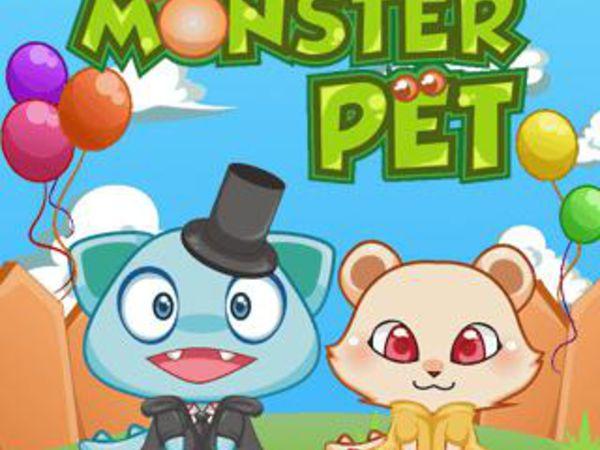 Bild zu Rollenspiele-Spiel Monster Pet