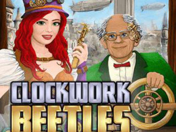 Bild zu Denken-Spiel Clockwork Beetles