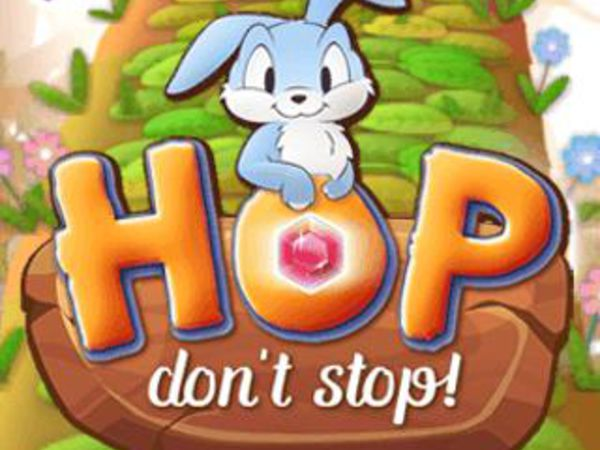 Bild zu Geschick-Spiel Hop Don't Stop