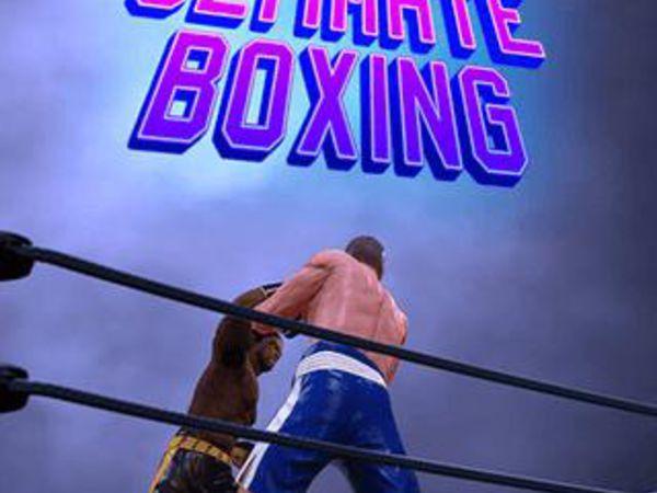 Bild zu Sport-Spiel Ultimate Boxing