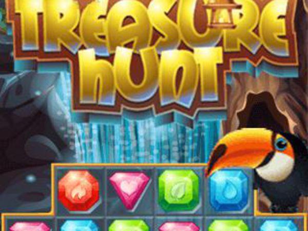 Bild zu Denken-Spiel Treasure Hunt