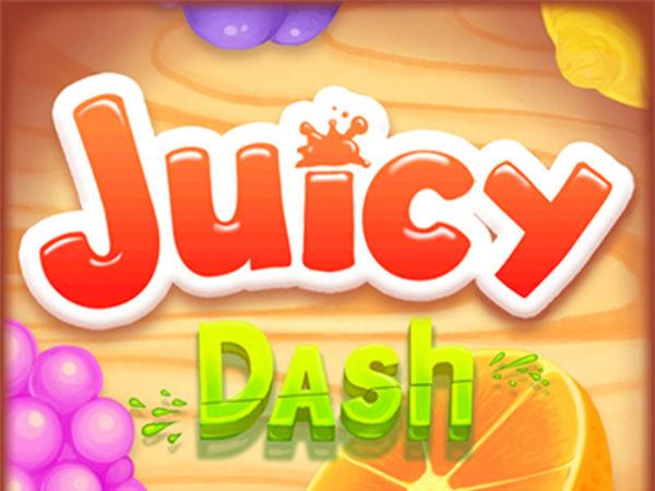 Bild zu Denken-Spiel Juicy Dash