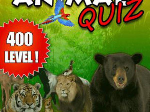 Bild zu Denken-Spiel Animal Quiz