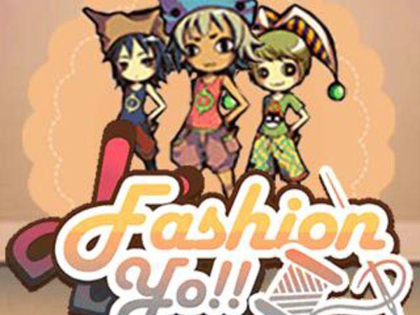Bild zu Mädchen-Spiel Fashion Yo!!
