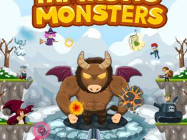 Bild zu Action-Spiel Taptastic Monsters