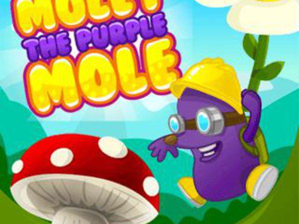 Bild zu Denken-Spiel Purple Mole