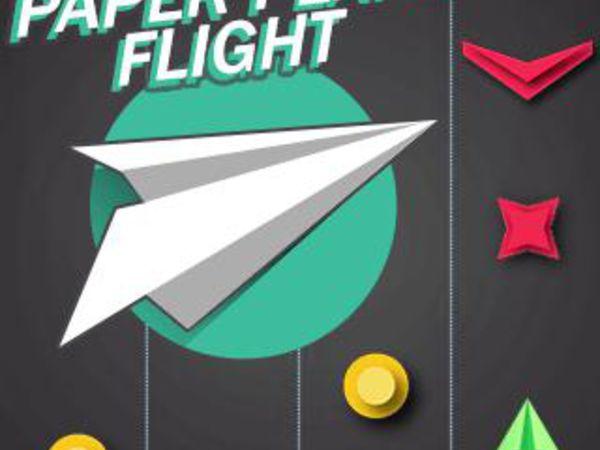 Bild zu Action-Spiel Paper Plane Flight