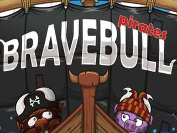 Bild zu Denken-Spiel Bravebull Pirates
