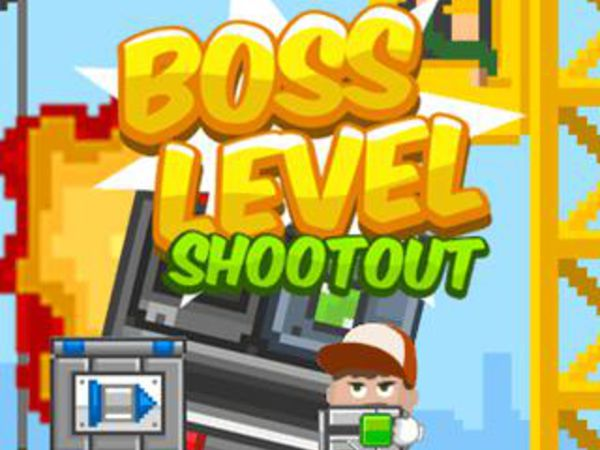 Bild zu Action-Spiel Boss Level Shootout