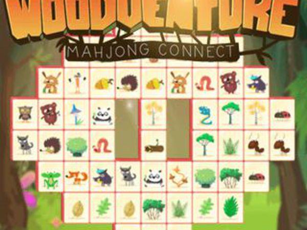 Bild zu Klassiker-Spiel Woodventure