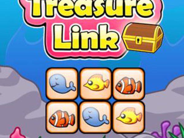 Bild zu Denken-Spiel Treasure Link