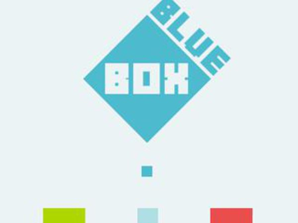 Bild zu Denken-Spiel Blue Box