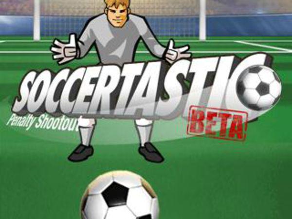 Bild zu Action-Spiel Soccertastic