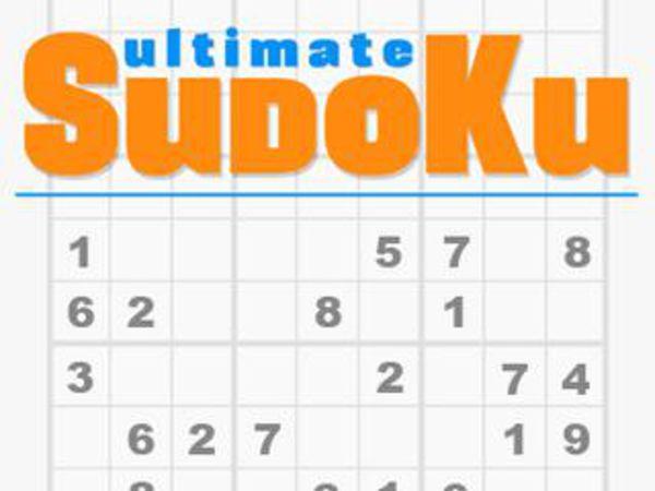 Bild zu Denken-Spiel Ultimate Sudoku
