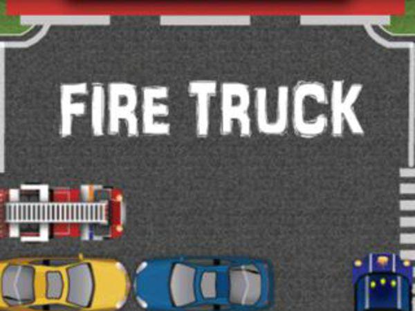 Bild zu Denken-Spiel Fire Truck